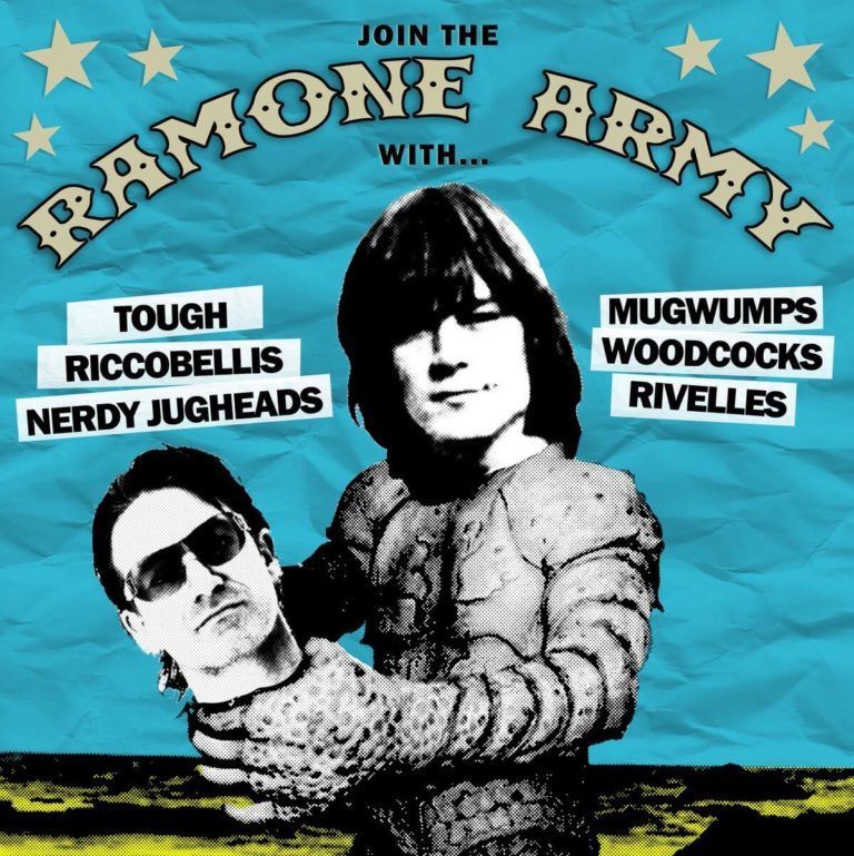 """Join the Ramone Army"" – V.V.A.A."